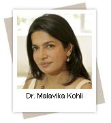 Dr. Malavika Kohli