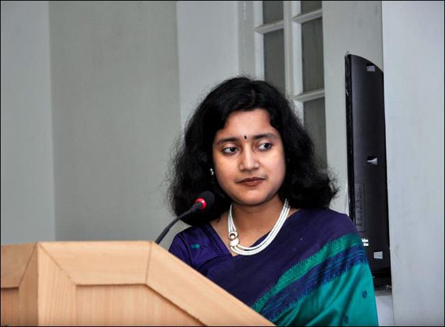 Dr. Shiuli Mukherjee